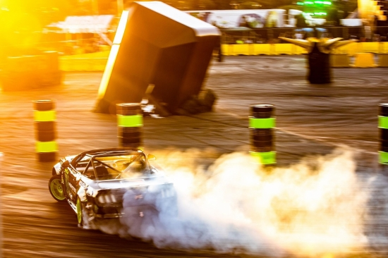 Gymkhana GRID 2019: show that brought together the best drifters